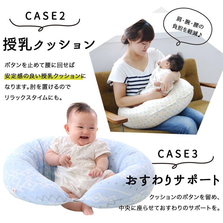 妊婦さんのための抱きまくら画像3